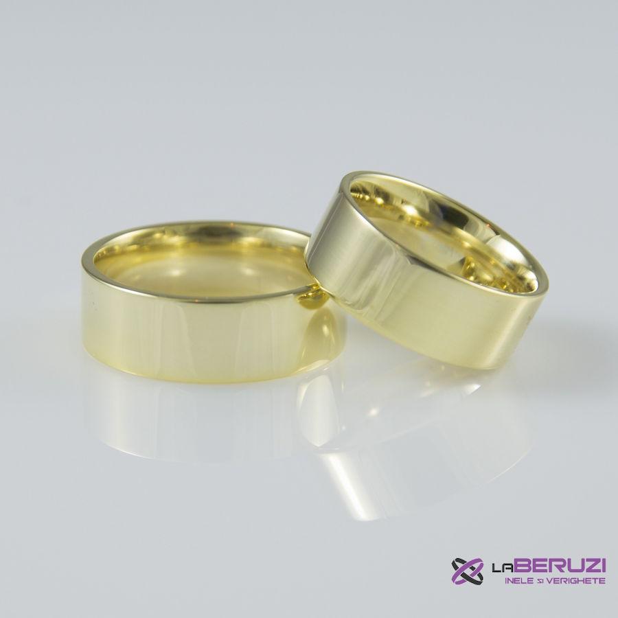 Verighete din aur de 14k SS 460